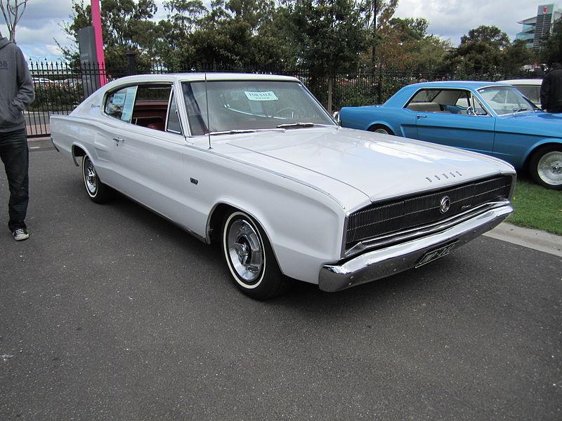 Dodge Charger MK1 1966