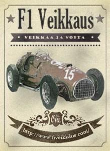 F1-Veikkaus