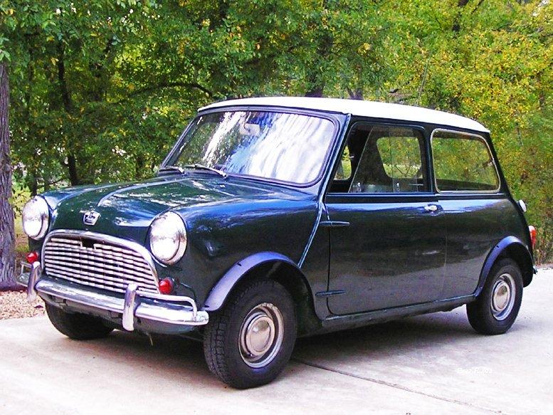 Morris Mini 1963 MK1