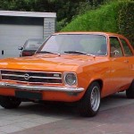 Opel Ascona A 1972