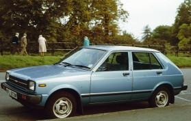 Toyota Starlet MK1