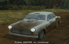 Rally Trophy - Volvo Amazon