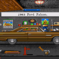 Street Rod 2 - Garage - Ford Falcon 1963