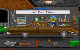 Street Rod 2 - Garage - Ford Falcon 1963