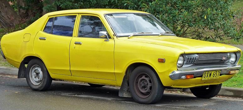 Datsun 120Y B210