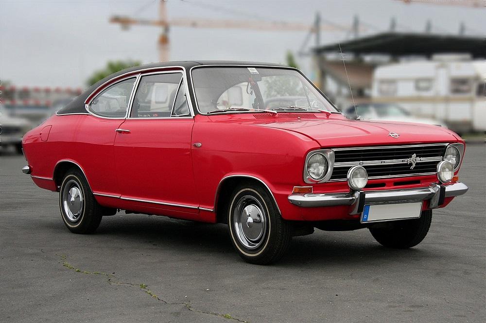 Opel Kadett B LS Coupe