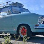 Opel Kadett B sininen