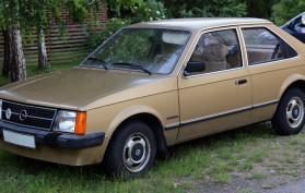 Opel Kadett D 1973 Berlina