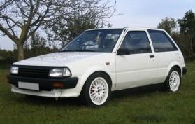 Toyota Starlet MK2 EP70