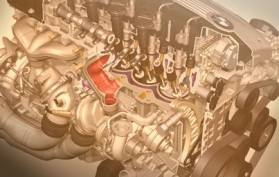 BMW Moottori