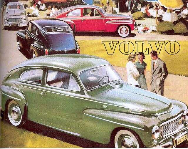 Volvo-Retro-Mainos