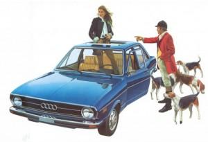 Audi Fox Mainos