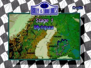 WRC Jyväskylä Ralli