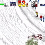 WRC Liukas Talvi Rata Lumi