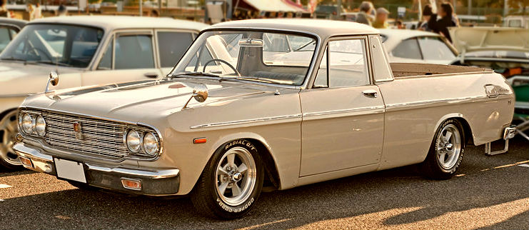 Toyota-Crown-Pickup