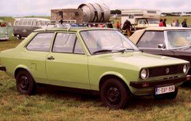 Volkswagen Derby MK1