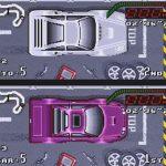 Top-Gear-Peli-SNES-Varikko-Pysähdys
