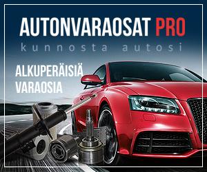 Autonvaraosat Pro