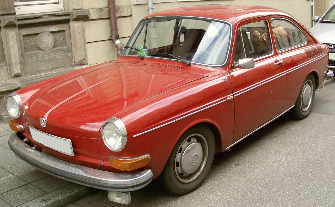 VW-Typ-3-Auto